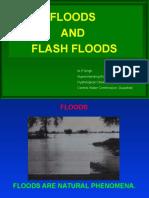 Floods Flashfloods n Floodplain Zonning Case India