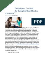 Counseling Techniques.docx