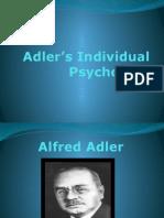 Adler's Individual Psychology.pptx
