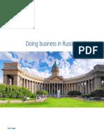 Russia Deloitte Guide