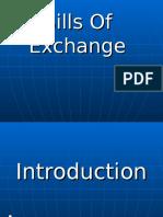 210207281 Bills of Exchange