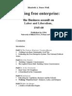 Fones-Wolf E. Selling Free Enterprise