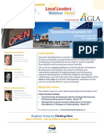 LGLA Economic Development 101