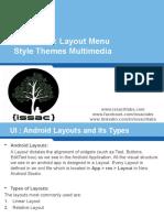 2 Layout Menu Style Themes Multimedia