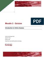 Moodle2 Quiz