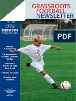 Grassroots Football Newsletter #4
