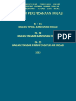 Cover KP Bangunan Irigasi