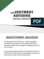Investment Advising