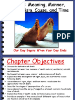 Death Pathology PPT