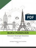 Buku Panduan Penerima Beasiswa LPDP