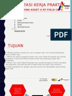 Presentasi Final Report Pt.pertamina Ep Asset 4 Field Cepu
