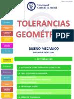 3. TOLERANCIAS GEOMÉTRICAS
