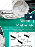 Roofing Materials 1