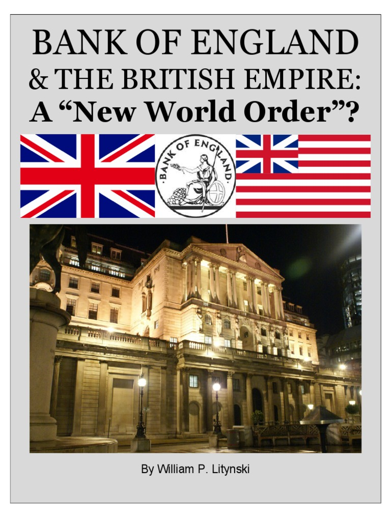 Bank of England and the British Empire: A \