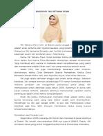 Biografi Oki Setiana Dewi
