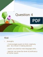 Question 4 Tls