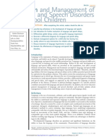 Evaluation and management of language and speech disorder.pdf
