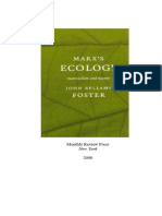 Bellamy - Marx's ecology.pdf