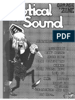 Optical Sound fanzine No 1