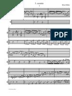 5. szonáta a Kósa hangrendszerben