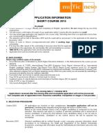 StuNed Form -Short Course - Deadline 1 October 2015.docx