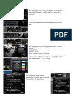 Video Editing Planning