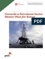 Towards a Petroleum Sector Master Plan for Kenya v2
