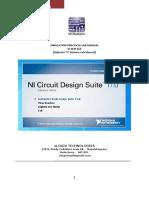 Simulation Lab_student Manual