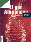 El gen Alexander / Nowevolution