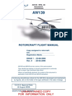 AW139 Flight Manual POH