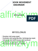 Textbook Jankovic Myoclonus