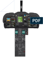 AW139 - Cockpit and Pedestal Console - Smart Board