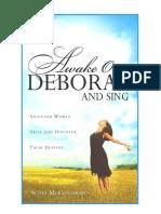 161792610-Awake-O-Deborah-and-Sing.doc