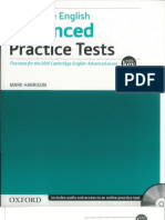 CAE Practice Tests 2015 With Key