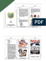 New Leaflet Difteri