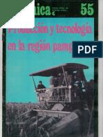 AAVV -Producción y Tecnología en La Región Pampeana
