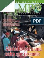 CAMPO - AÑO 16 - NUMERO 187 - ENERO 2017 - PARAGUAY - PORTALGUARANI