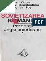 Ioan CHIPER, Sovietizarea Romaniei
