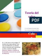 1. Teoría del color