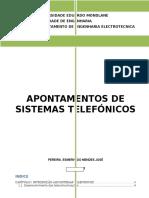 Apontamentos de Sistemas Telefonicos 1