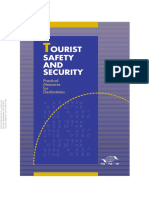 1996 Tourist Safety and Security