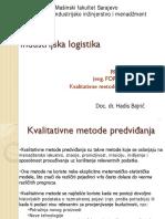 10 IL Predvidjanje Kvalitativne Metode