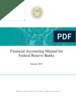 Accounting Manual Federal Reserve Banks
