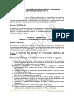 Reglamento CCST - Bolivia
