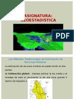 Geoestadistica II