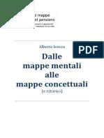 Dalle Mappe Mentali Alle Mappe Concettuali