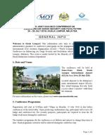Kuala Lumpur - General Info
