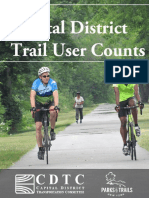 2016 Final Capital District Trail User Count
