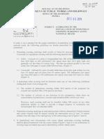 DPWH Pedestrian