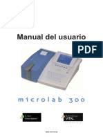 Microlab300 Manual Usuario